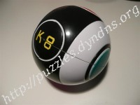 K8 ball puzzle