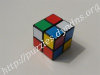 mini rubiks 2x2x2