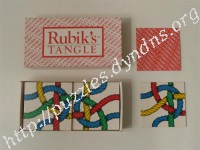 Rubik's Tangle set 4