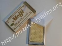 White Chocolate Puzzle
